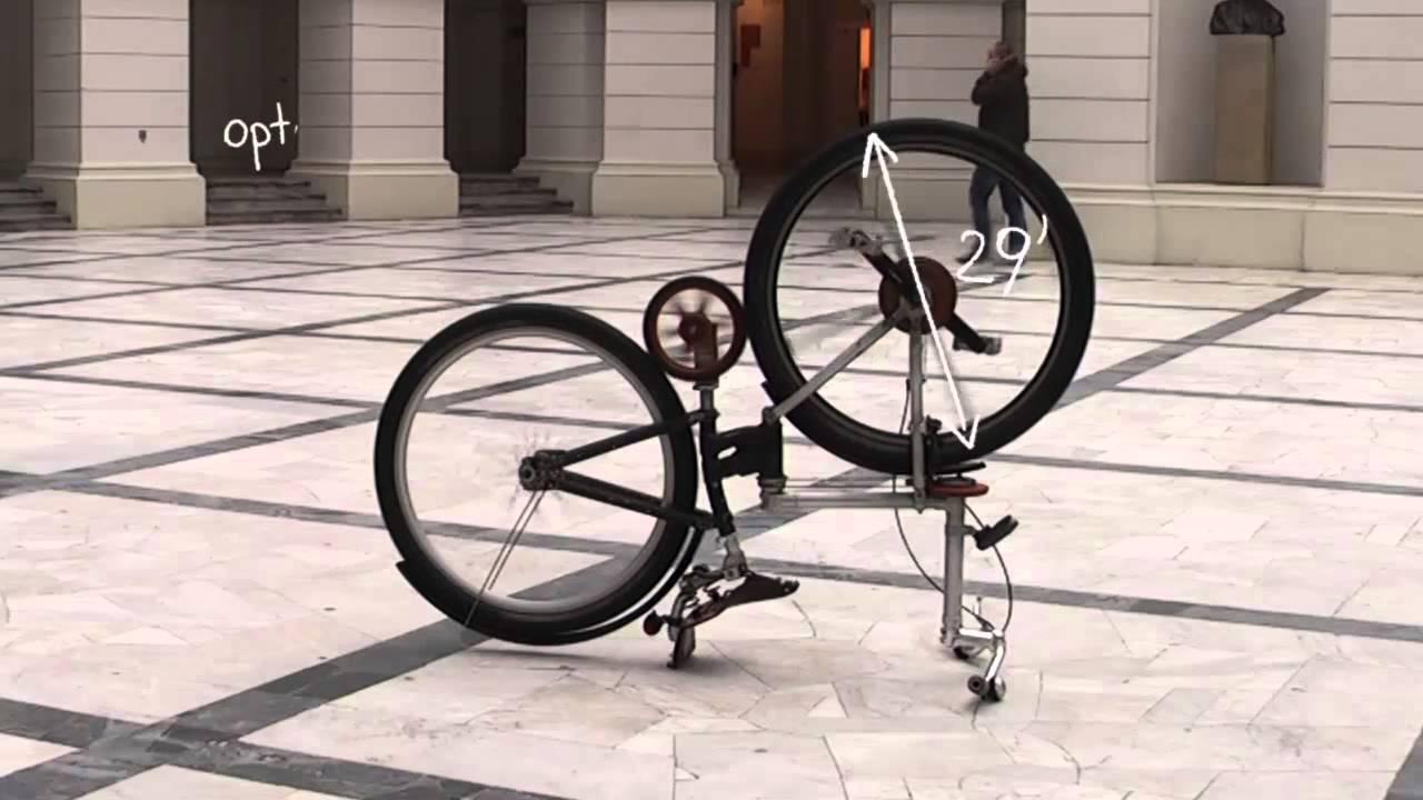 Das IZZYbike – Ein Fahrrad ohne Kette
