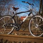 So sieht mein Fahrrad heute aus