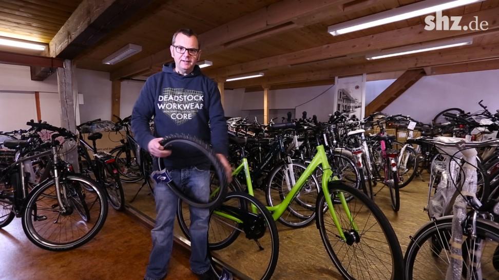 Mit dem Fahrrad sicher durch Hebst und Winter